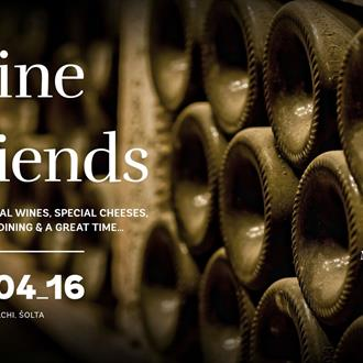 Wine & Friends 2016